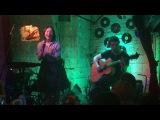 Юлия ВАЛЕЕВА в клубе-ресторане