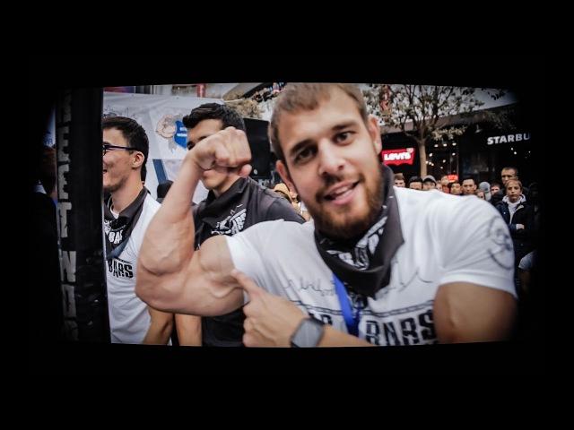 Чемпионат Астаны по Street lifting - Bar Bars, 4k