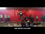Alice MertonNo Roots dance routine Raisky choreography by @KolyaBarnin