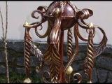 Презентация Кузницы Золотая Подкова (Черкассы) - художественная ковка по металлу