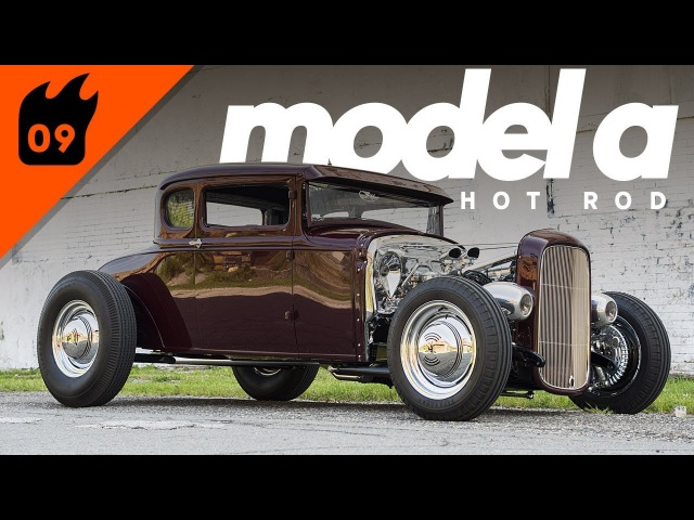 1931 Ford Model A Hot Rod Coupe | Fuel Tank Feature 09