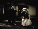 Takeshi Kitano bokken fight from movie 'Gohatto'