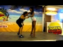 Show salsa - Seo Fernandes Eneris Mulgado - tropical arocuban salsa festival