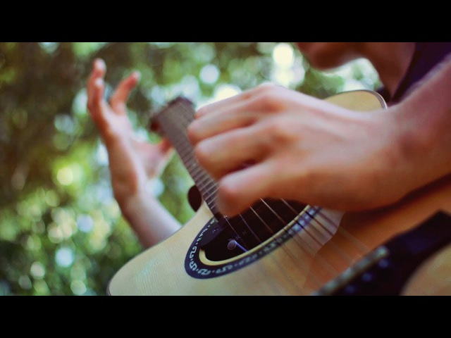 Nirvana - Come As You Are (Alexandr Misko) (Fingerstyle Guitar)