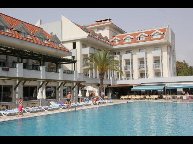 HOTEL SEHER SUN BEACH, SIDE, TURKEY.
