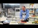 """Способ нарезки рыбы """"карпаччо"""" мастер-класс от шеф-повара / Илья Лазерсон"""