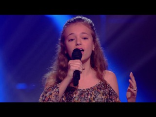 Шоу Голос Kids Голландия 2017. - Роза с песней «Обессилен». — The Voice Kids Holland 2017. - Rosa  with the song Faded - (оригинал Alan Walker)