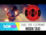 Moon Taxi interview start at approx. 3440 also interview with Dead Dialect &amp Cage The Elephant (Float Fest)