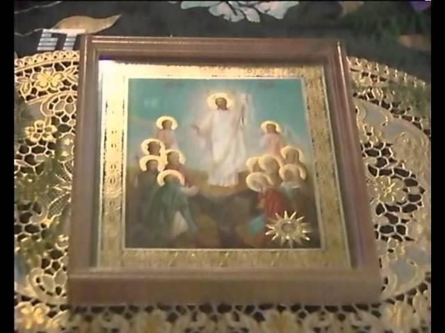 Існасць (БТ, 2006) Церковь в войну
