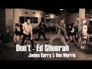 Bec Morris & JB Choreography  Dont   @Ed Sheeran