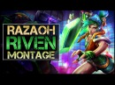 Riven Montage (Razaoh) - Best Riven Plays | League of Legends