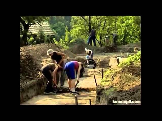 Жінки і діти порубані Москалями Батурин козацько гетьманська столиця