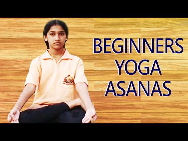 Simple Yoga Asanas for Beginners | Sitting Yoga Postures - YouTubeйога, эзотерика, Шива, сознание, саморазвитие, зож, белояр, аура, бог, Медитация