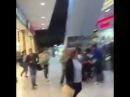 Горит РИО , Дмитровка. Москва., 10.06.2017г. видео из самого торгового центра