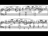 Vladimir Ashkenazy plays Scriabin sonata no. 1 Adagio 24