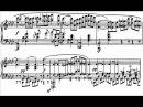 Vladimir Ashkenazy plays Scriabin sonata no. 1 Presto [3/4]