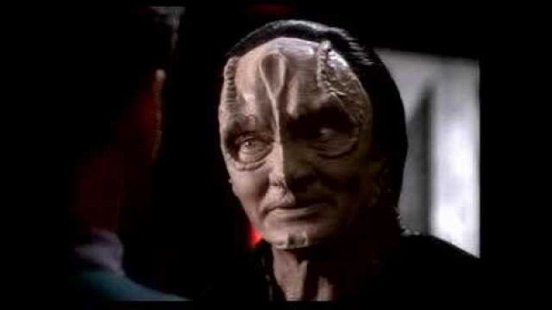 Star Trek Video - Garak Obsidian Order Man