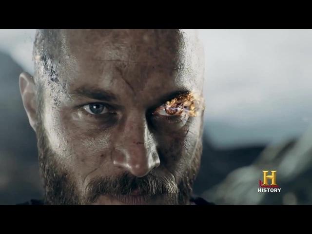 Ragnar Lodbrok. Vikings