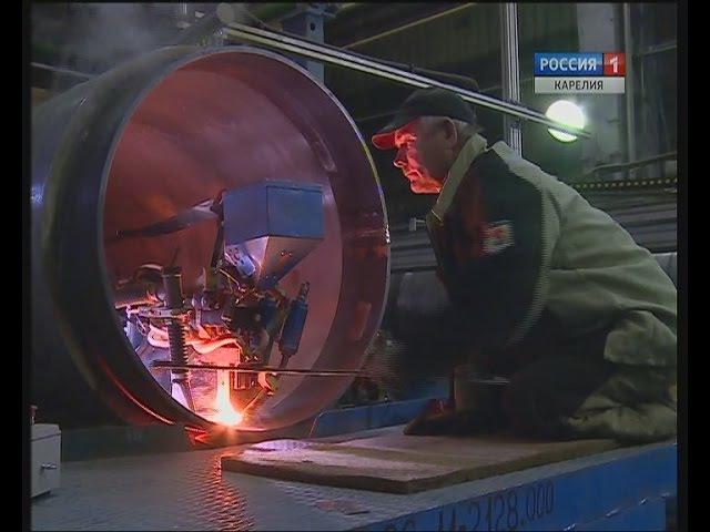 «Петрозаводскмаш» изготовит детали для индийской АЭС