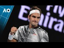 Federer v Nadal: Set 1 highlights (Final) | Australian Open 2017