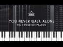 방탄소년단 (BTS) Album 'You Never Walk Alone' Piano Compilation | 피아노 모음