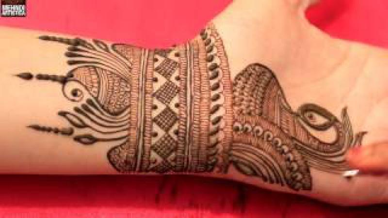 Requested Indian Traditional Mehndi Designs Shagun Festivals Wedding Beautiful Intricate Mehendi