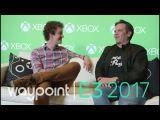 Xbox Head Phil Spencer talks Xbox One X &amp First-Party Exclusives Waypoint @ E3 2017