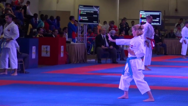 Maria Dimitrova - Anan Dai - PKF 2017