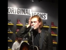 The Amazons at the Dr Martens store opening.