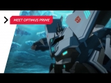 Transformers Robots in Disguise  Season 2  Optimus Prime Official Teaser