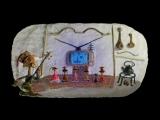 Мультфильм из глины о Калмыкии. Лучшее. Талант