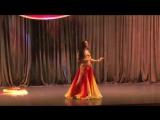 Юлианна Воронина Межансе Китай г.Шанхай _ Yulianna Voronina Mejanse Belly dance 5469