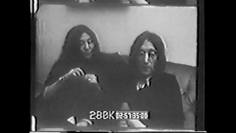 Yoko and John - Rood Wit Blauw, Holland TV
