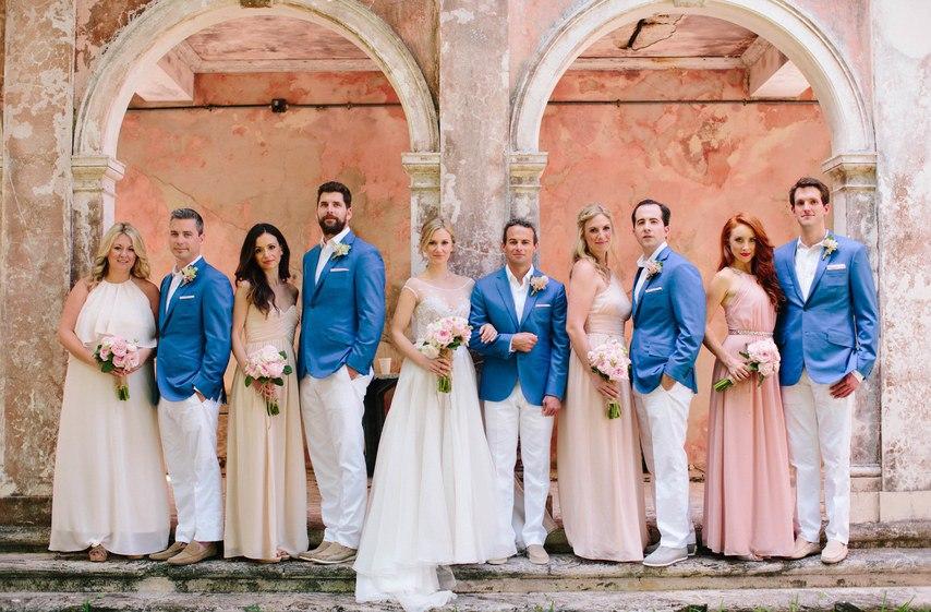 dOOEdqHCO7A - Предыстория красивейшей свадьбы на пляже (32 фото)