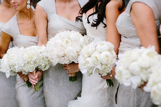 Самые Ожидаемые Свадебные тенденции 2016