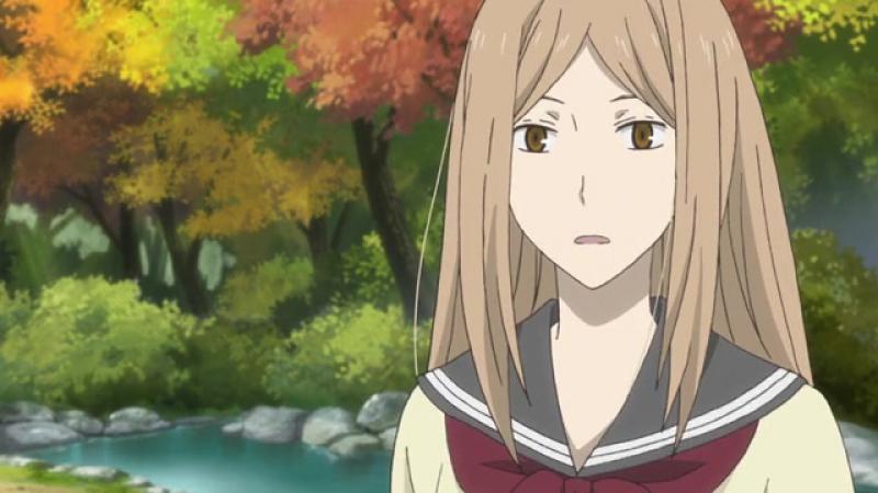 Тетрадь дружбы Нацумэ 6 сезон 7 серия / Natsume Yuujinchou Roku 6 сезон 7 сезон Raw