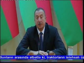 Встреча президентов Беларуси и Азербайджана