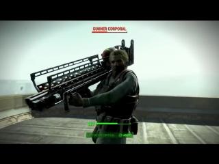 Fallout 4 - Повезло так повезло, или вся жесть системы V.A.T.S.