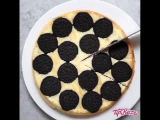 Тортик для любителей печенья Oreo