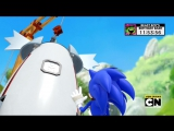 Sonic Boom / Соник Бум - s02e02 - Spacemageddonocalypse (субтитры)