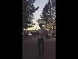 Chrissi жонглёр