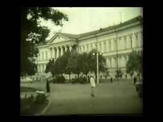 Полтава 1960р, унікальні кінокадри