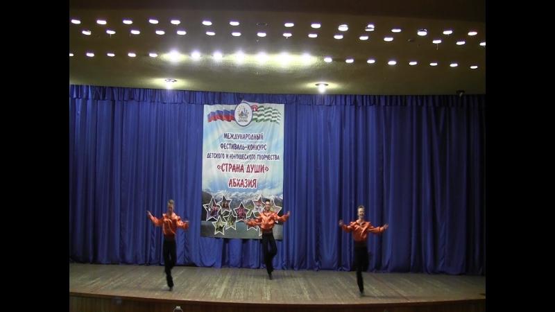 Вербунк танец венгерских цыган, исп. Н. Войнов, З. Булыкин, П. Зверев