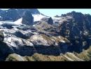 Софийские водопады, ледник и гора София