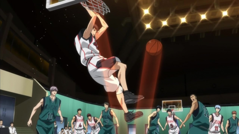 - AMV - [Kuroko no Basket] The Reckoning