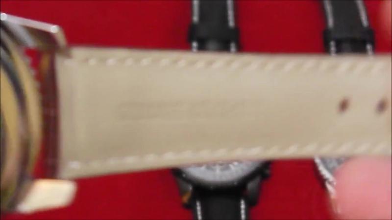 Часы Megir Aviator Chronometer. Обзор трех модификаций.