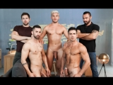 ПОХОТЛИВЫЙ ЖЕРЕБЕЦ - ExMachina. Part 5 - Griffin Barrows, Jessy Ares, Ken Rodeo, Paddy O'Brian, Sunny Colucci