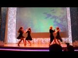Анатомия танца. Новый год 2017. СГМУ им.В.И.Разумовского.. (В.Меладзе - Самба белого мотылька)