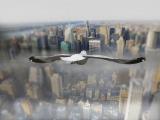 Взгляд на Москву с высоты птичьего полета