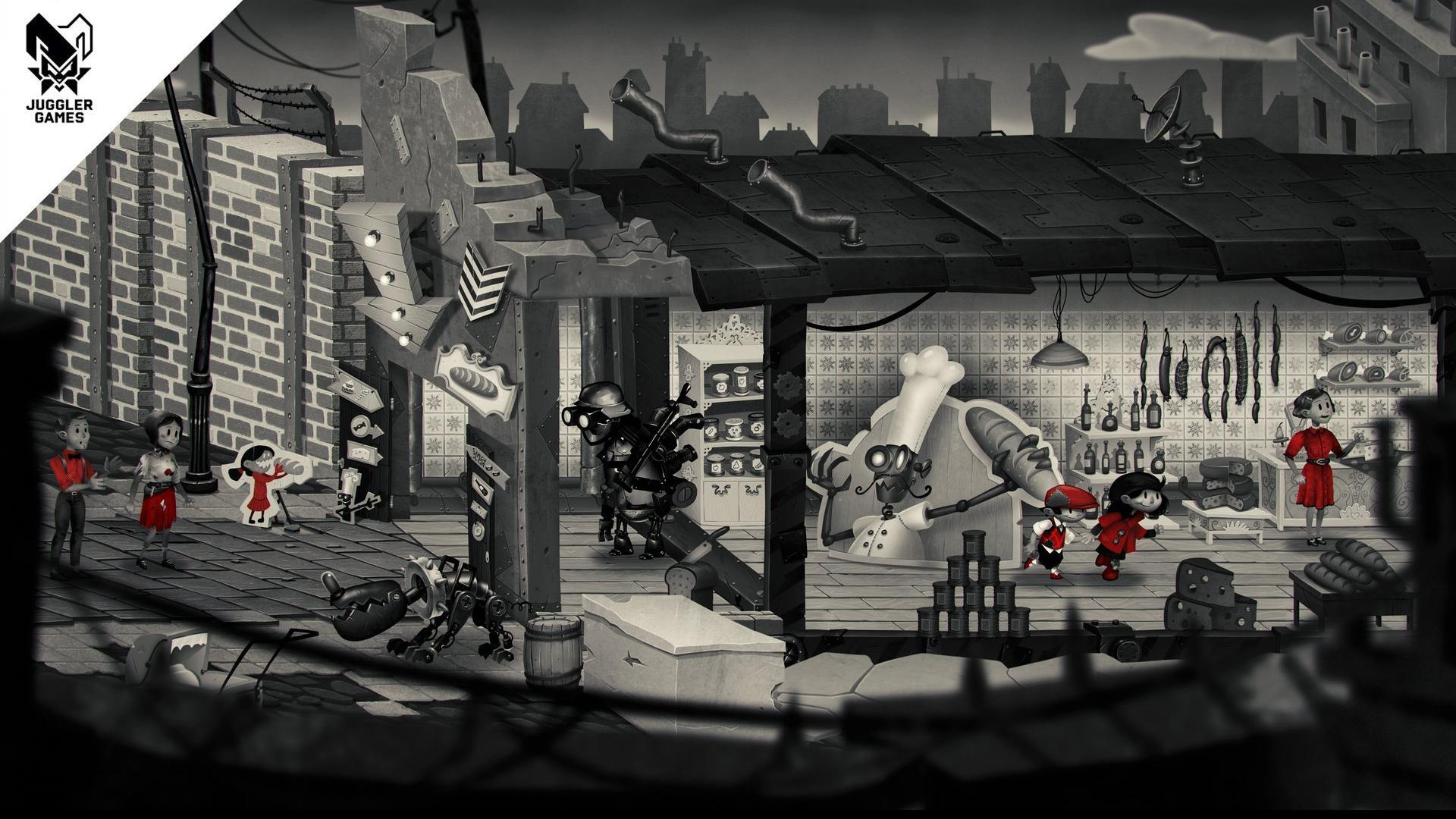 My Memory of Us (2017) PC - Скриншот 3